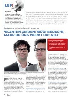 Link magazine mei 2011